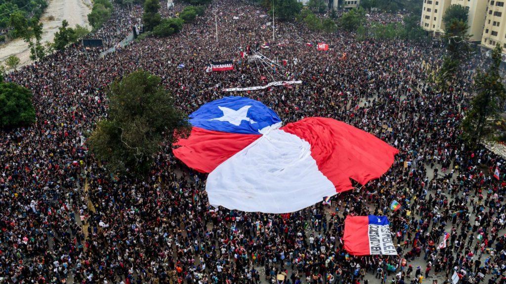 ChileDespertó_AFP