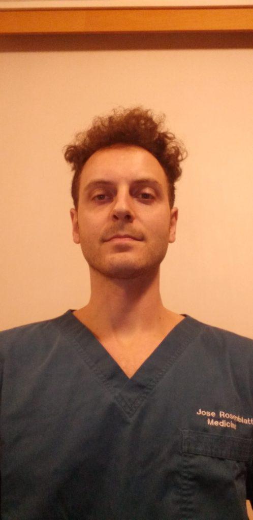 Dr. José Pablo Rossenblatt