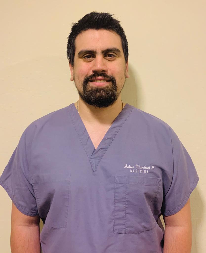 Dr. Jaime Marchant