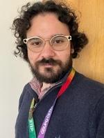 Psicólogo Matías Baez