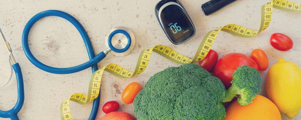 diabetes y veganismo